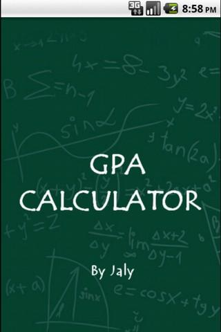 Fun GPA Calculator