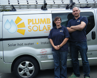 Plumb Solar Team | Leicester Installers & Maintenance : Solar Thermal Heating Systems