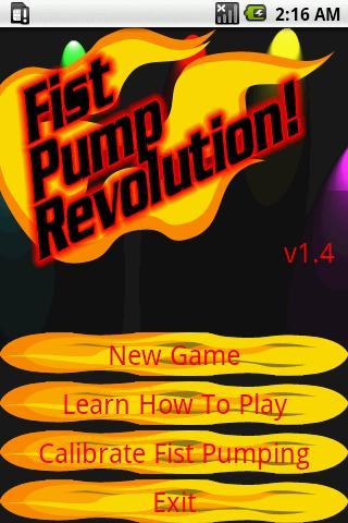 【免費休閒App】Fist Pump Revolution-APP點子