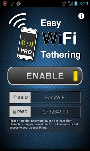 Easy WiFi Tethering PRO
