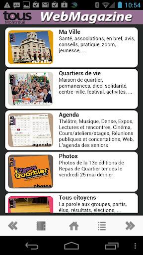 Mondo-In WebMagazine