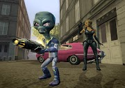 New Destroy All Humans from THQ