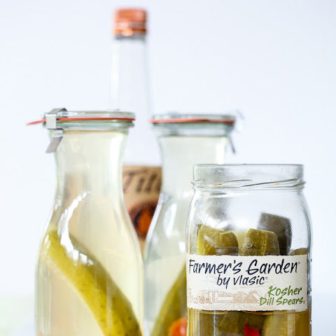 Pickle Infused Vodka