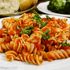 Rotini (or Penne) All'Arrabbiata