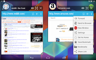 Screenshot of Hover Browser