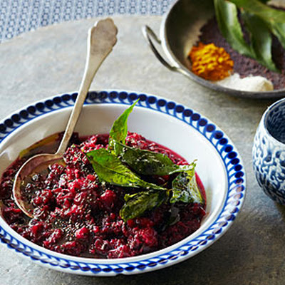 Spiced Cranberry Relish