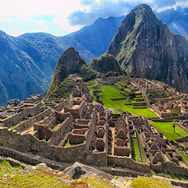 Machu Picchu by Darren Walkey - Landscapes Travel ( mountain, peru, inca, historic, city )