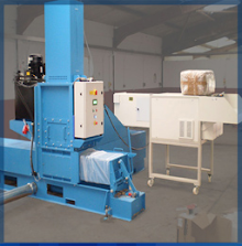 Wilki Engineering, manufacture of standard & bespoke shredding machines
