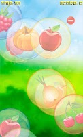 Screenshot of Funny Bubbles Blaster