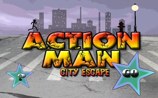Action Man City Escape