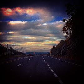 Sunshine lost by Nancy Senchak - Instagram & Mobile iPhone