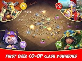 Screenshot of Castle Clash