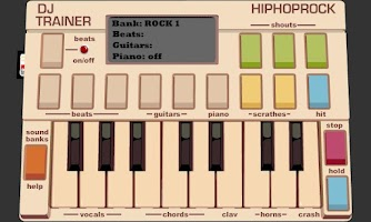 Screenshot of DJ Trainer HiphopRock