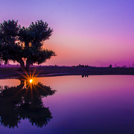 by Umair Khan - Landscapes Sunsets & Sunrises
