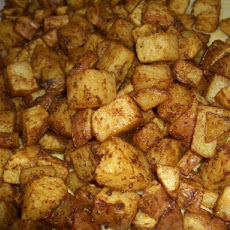 Masala Potatoes