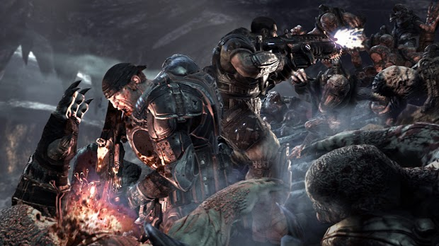 I pitched Band Of Brothers and got Predator says Cliff Bleszinski on Gears Of War