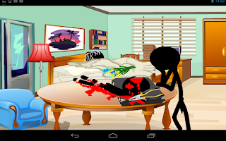 Screenshot of Bloody Revenge Stickman