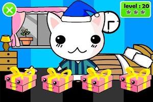 Screenshot of Hide cat