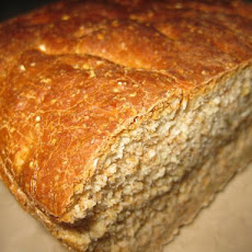 Healthy Multigrain Bread (Bread Machine)