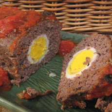 Low Carb Roman Meatloaf