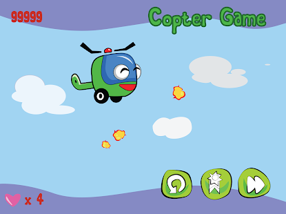 Addict Copter - screenshot