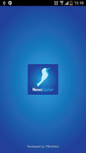 News Caster