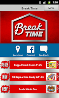 Screenshot of Break Time Convenience Stores