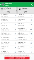 Screenshot of ESPN Fantasy Football