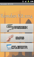 Screenshot of Ramadan 2014 Kit with Calendar