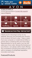 Screenshot of AVON Buy & Sell