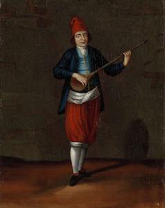 RIJKS: workshop of Jean Baptiste Vanmour: painting 1737