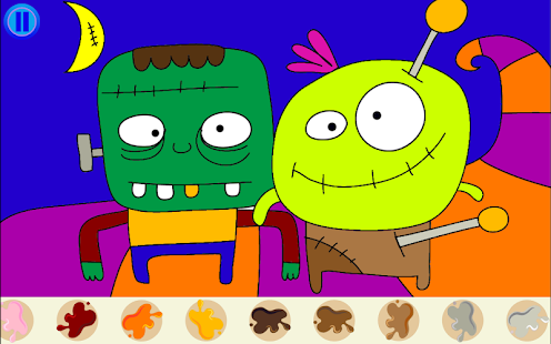 Wee Kids Draw&Color - screenshot