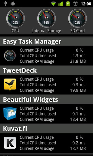 Easy Task Manager - Free