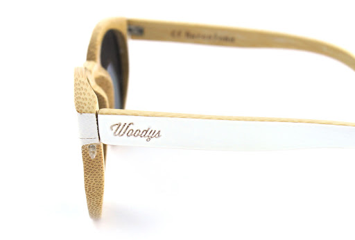 Woodys Barcelona Wooden Sunglasses Dora