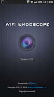 Screenshot of WiFi Endoscope