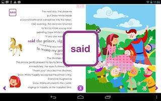 Screenshot of J'apprends l'Anglais