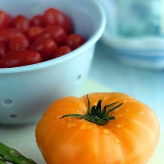 Tomato Salad Yellow Recipes