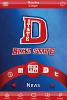 Screenshot of Dixie State University