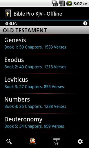 Bible KJV Offline - PRO