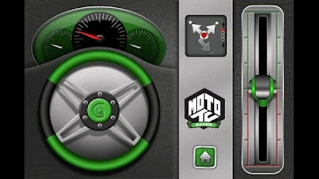 Screenshot of MOTO TC Racer