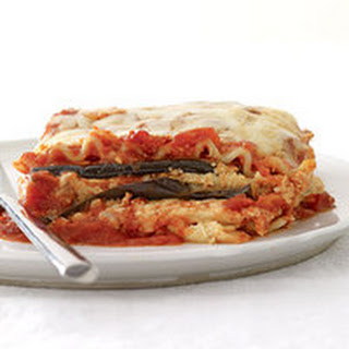 Eggplant Lasagna With Cottage Cheese Recipes
