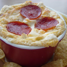 Easy Pizza Dip