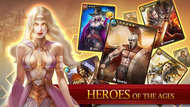 Rise Of War : Eternal Heroes APK screenshot thumbnail 4