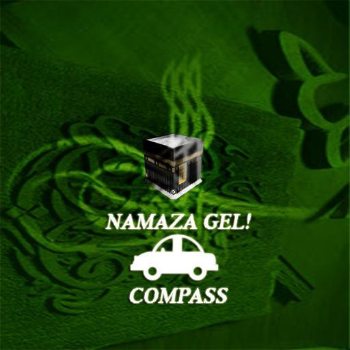 Namaza gel - Qibla Compass 生活 App LOGO-硬是要APP