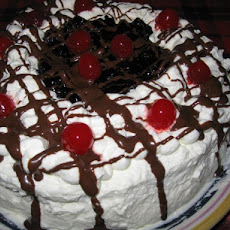 Marie-Louise's Award Black Forest Cake