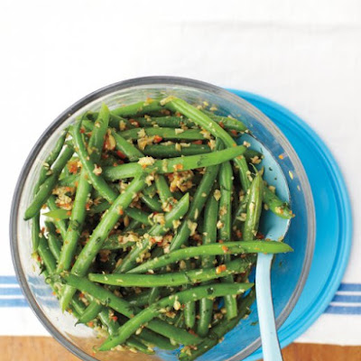 Green Beans with Olives