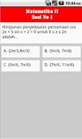 Screenshot of Perang Cerdas Cermat SMA
