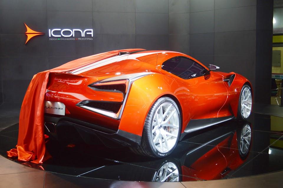 Icona Vulcano Revealed