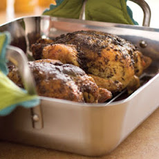 Herb-Roasted Chickens