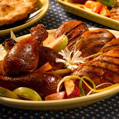 Apple Butter Marinade for Chicken